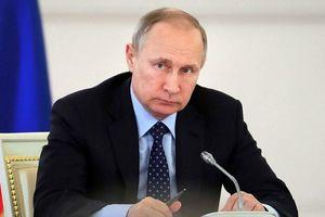 Tổng thống Putin tuyên bố 'gây sốc' về vụ cựu điệp viên Skripal bị đầu độc