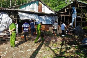 Vụ nổ 3 người chết ở Cà Mau: Người dân thường lấy đầu đạn làm đe, hàn