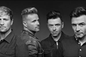 Ban nhạc Westlife chính thức trở lại sau 6 năm tan rã