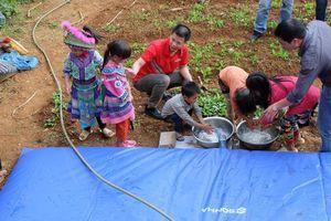 Giải 'cơn khát' nước sạch nơi 'Trường Sa cạn'