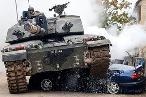 BAE Systems ra mắt xe tăng 'chiến đấu đêm' cho quân đội Anh