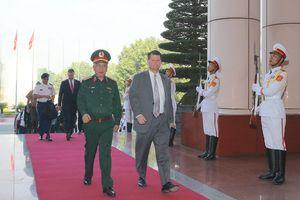Việt Nam - Hoa kỳ đối thoại chính sách quốc phòng 2018
