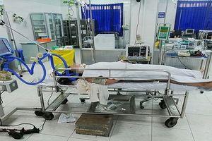 Nữ du khách tắm biển Vũng Tàu bị sét đánh tử vong