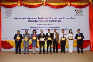Sanest Khánh Hòa nhận giải thưởng Asean