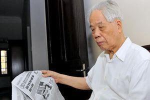 Nguyên Tổng bí thư Đỗ Mười trong mắt chú họ, nguyên Bộ trưởng Nguyễn Thọ Chân