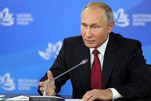 Ông Putin: 'Cựu điệp viên hai mang Skripal chỉ là kẻ phản bội, bán nước'
