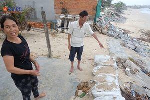 Đầu tư khẩn cấp tuyến kè bảo vệ làng chài Khánh Nhơn
