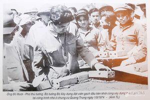 Tình cảm đặc biệt của nguyên Tổng Bí thư Đỗ Mười với quê hương Nghệ An