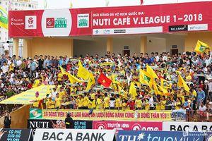 Sân Vinh sẽ mở cửa tự do ngày Phi Sơn trở lại