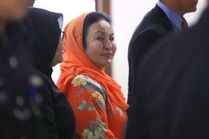 Vợ cựu Thủ tướng Malaysia đối mặt với án 15 năm tù