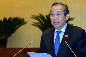 Phó Thủ tướng yêu cầu xem xét tin 'giang hồ xâu xé đất quốc phòng' ở Hải Phòng