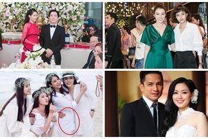 Không chỉ Nhã Phương, nhiều mỹ nhân Việt cũng dính nghi án 'bác sĩ bảo cưới' vì vòng 2 to tướng trước khi kết hôn