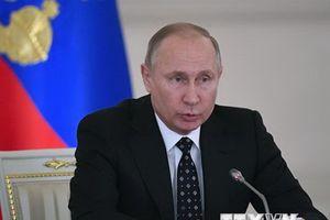 Tổng thống Nga Putin chỉ ra 'sai lầm chiến lược lớn' của Mỹ