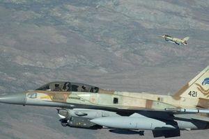 Tân hoa xã: Các máy bay chiến đấu Israel xâm phạm không phận Liban
