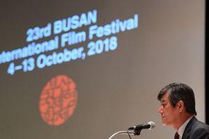 Khai mạc Liên hoan phim quốc tế Busan 2018 với số tác phẩm kỷ lục