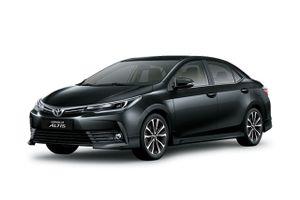 Toyota ra mắt Corolla Altis 2018 tại Việt Nam, giá từ 697 triệu