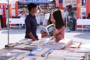 Khai mạc Hội sách Hà Nội lần thứ 5 năm 2018 với chủ đề: 'Sách và công nghệ số'
