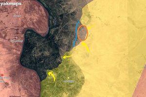 Chiến sự Syria: SDF chiếm cứ địa IS, diệt 75 phiến quân tại đông Euphrates