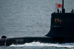 Tàu ngầm Nhật tập trận ở Biển Đông: Tokyo thách thức Bắc Kinh mạnh hơn