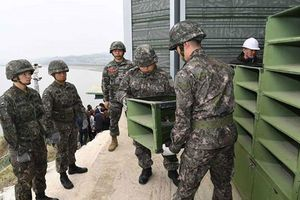 Hàn Quốc - Triều Tiên: Phá dỡ mìn dọc biên giới hai quốc gia
