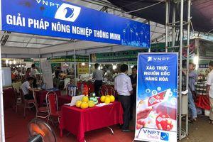 VNPT giới thiệu các giải pháp CNTT tại Hội chợ mùa thu Lam Kinh năm 2018