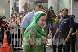Vợ cựu Thủ tướng N.Razak bị cáo buộc tội rửa tiền