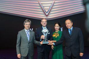 VinFast nhận giải thưởng tại Paris Motor Show 2018