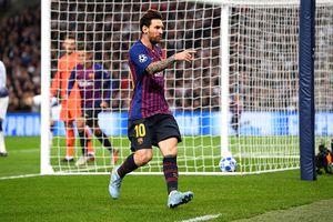 Messi làm lu mờ Harry Kane, Barca vùi dập Tottenham đầy kịch tính