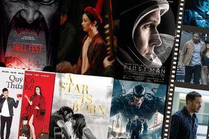 Ra rạp xem gì tháng 10: 'Venom' và 'A Star Is Born' xuất quân, hai phim Việt có đủ mạnh dẫn đầu phòng vé?