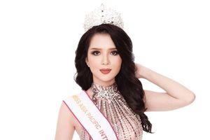 Thúy Vi được kì vọng sẽ làm nên chuyện tại Miss Asia Pacific International