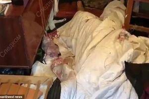 Nga bắt giữ cặp đôi giết và ăn thịt người