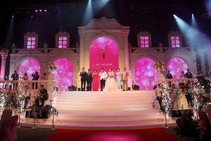 Bên trong tiệc cưới siêu hoành tráng mời Đàm Vĩnh Hưng làm MC, chi 10 tỉ thuê nhà thi đấu và ca sĩ