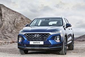 Hyundai Santa Fe 2019 sắp bán tại Việt Nam có gì đặc biệt?