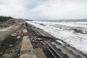 Quảng Nam: Bờ biển Cửa Đại Hội An lại đứng trước nguy cơ sạt lở nghiêm trọng