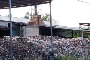 Giải bài toán rác thải nông thôn ở tỉnh Bình Định - Kỳ 2: Nhiều bãi chôn lấp rác thải hoạt động chưa như kỳ vọng