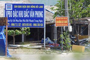 Lập lại trật tự môi giới bất động sản Khánh Hòa