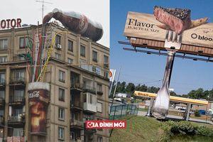 Hài hước những quảng cáo đỉnh cao của các thánh marketing cho các 'ông lớn' trên TG