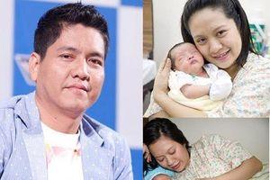 Sau tin đồn hôn nhân rạn nứt, Thanh Thúy tiết lộ Đức Thịnh 'nghe lời' hơn khi sắp lên chức bố lần 2