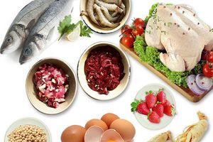 Chế độ ăn kiêng của người mắc bệnh sỏi thận