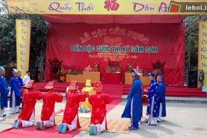 Lễ hội Đền Độc Cước được công nhận là Di sản văn hóa phi vật thể quốc gia