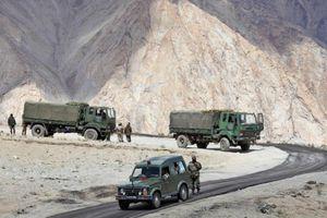 Củng cố biên giới: Ấn Độ 'hụt hơi' trước Trung Quốc