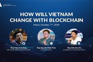 Blockchain sẽ thay đổi Việt Nam như thế nào?