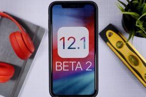 Bản cập nhật iOS 12.1 'vá lỗi' không nhận sạc cho iPhone Xs