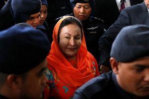 Vợ cựu Thủ tướng Najib của Malaysia có thể lĩnh án 15 năm tù giam