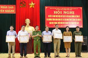 Yên Khánh sơ kết 1 năm thực hiện Chỉ thị số 10- CT/TU của Ban thường vụ Tỉnh ủy