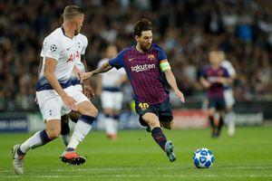 Messi tỏa sáng, Barca hạ Tottenham ngay tại Wembley