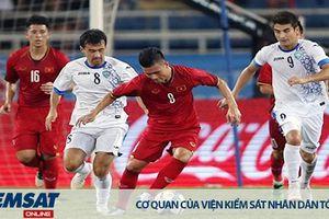 Việt Nam đăng cai bảng đấu vòng loại U23 châu Á