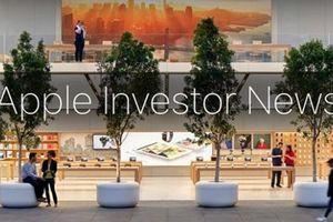 Apple sẽ công bố kết quả doanh thu quý III trong ngày 1/11 sắp tới