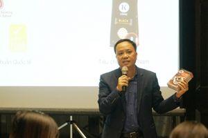 K – Coffee theo đuổi ước mơ người Việt uống cà phê chất lượng châu Âu