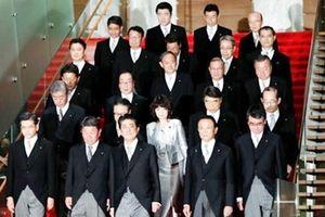 Chiến dịch cải tổ nội các của Thủ tướng Nhật Shinzo Abe